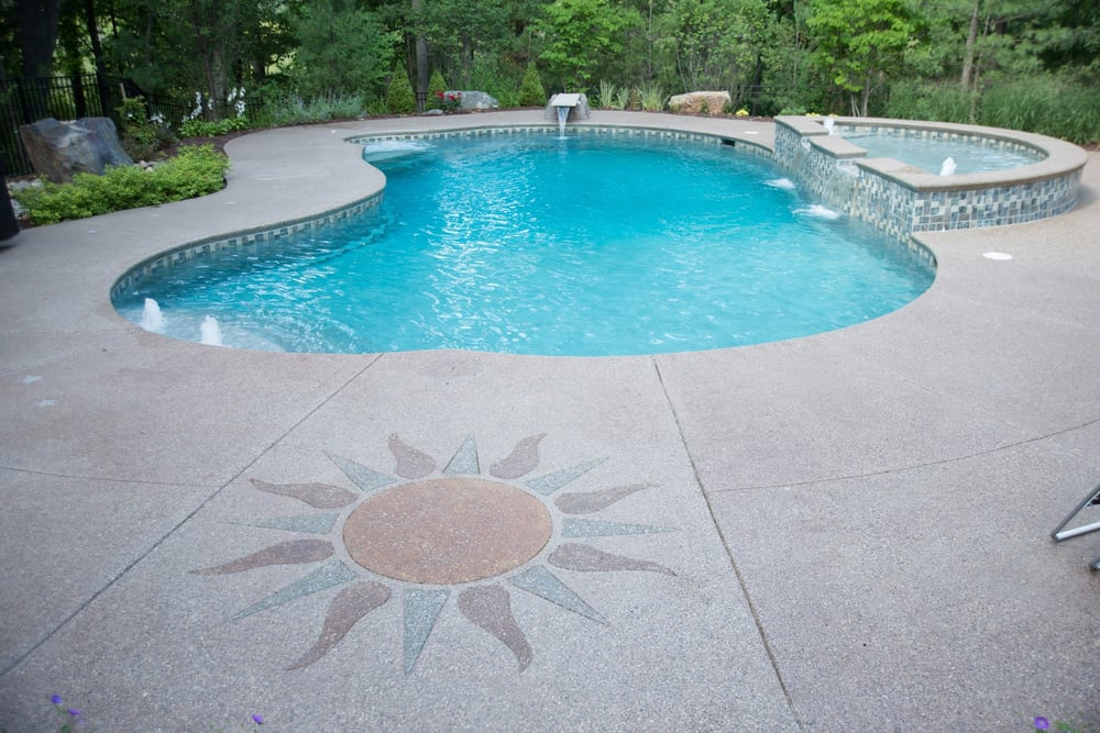 Blue Hawaiian Pools Of Michigan: 7340 Lahring Rd, Gaines, MI