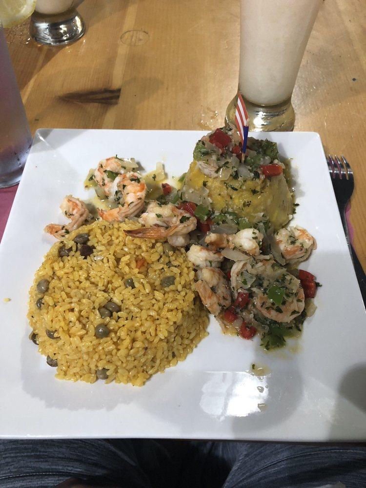 La Orocoveña Restaurant: 419 S Delsea Dr, Vineland, NJ