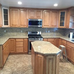 Photo Of Seville G Kitchen Cabinets   Walnut Park, CA, United States.  Estimados