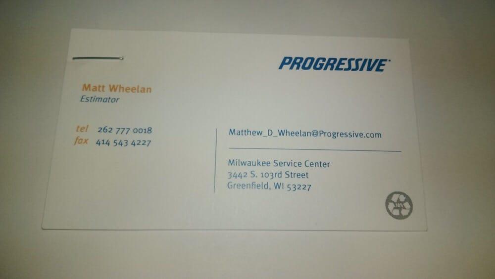 Progressive Insurance - Milwaukee