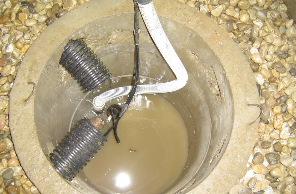 Sump Pit Waterproofing : Our newly installed sump pit pump systems yelp