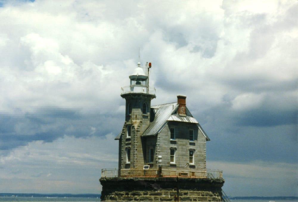 Race Rock Lighthouse: Fishers Island, NY