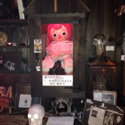 Warren Occult Museum - Temp. CLOSED - Museums - 30 Knollwood St ...