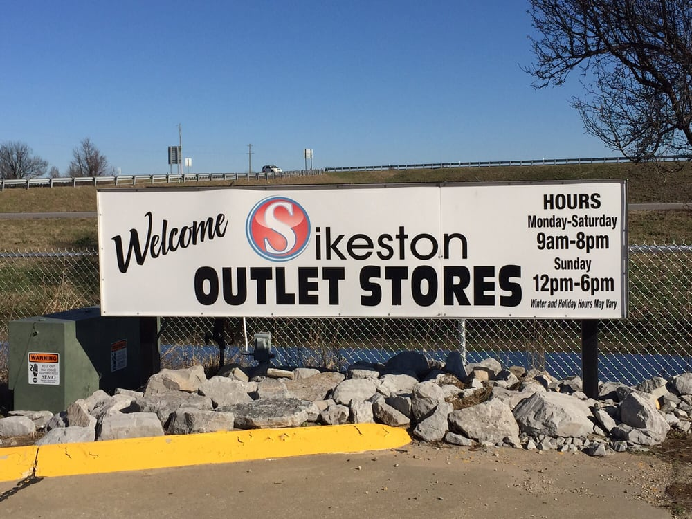 Sikeston Factory Outlet Stores: 100 Outlet Dr, Sikeston, MO