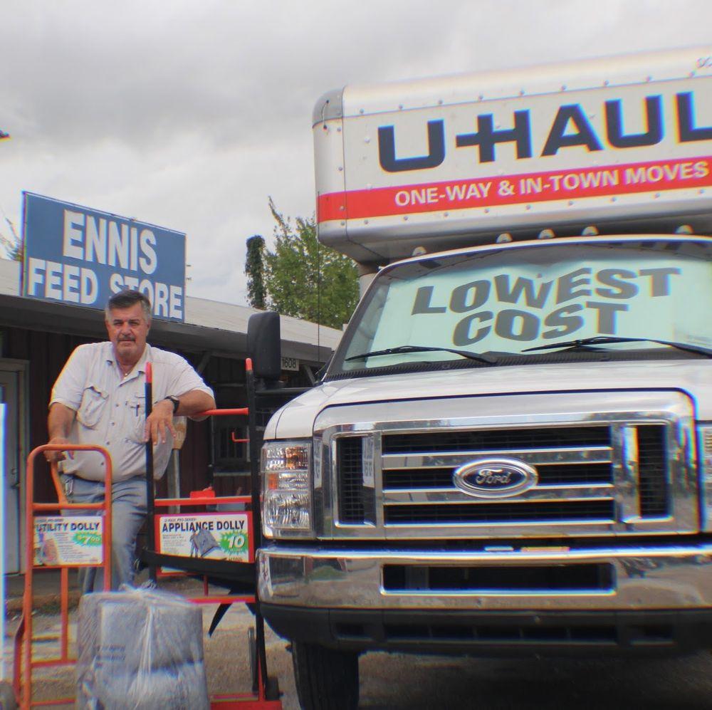 Photo of U-Haul Neighborhood Dealer: Ennis, TX