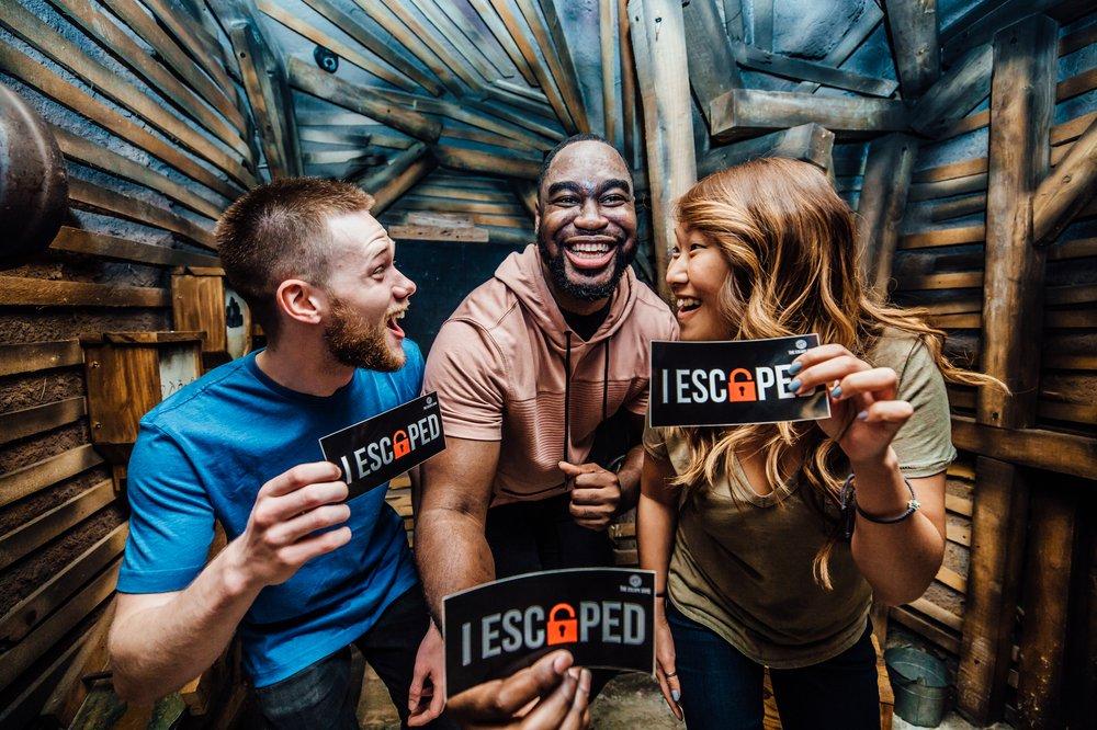 The Escape Game Orlando: 8145 International Dr, Orlando, FL