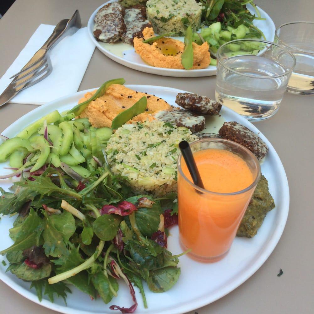 Restaurant Caf Ef Bf Bd Borely Marseille