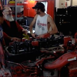 Sbvc Heavymedium Duty Diesel Truck Mechanic Program Vocational