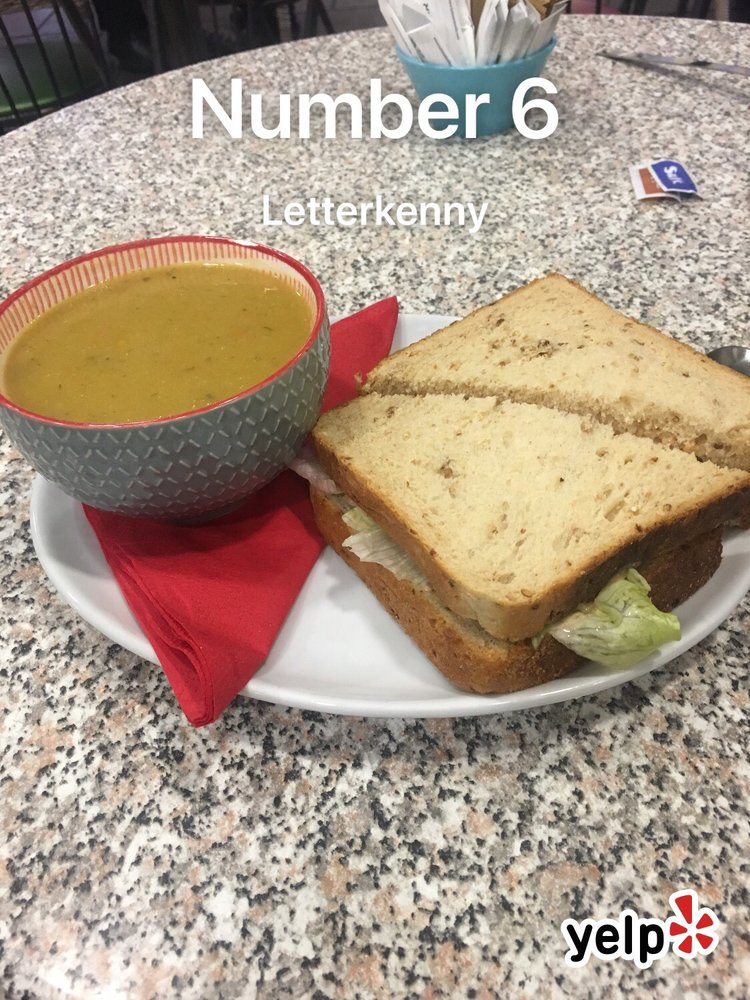 Number 6 Gift Card - Letterkenny, DL | Giftly