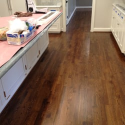 Photo Of Molton Flooring   Raleigh, NC, United States. Existing Hardwood  Sanded,