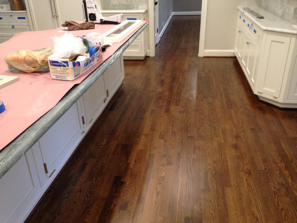 Photo Of Molton Flooring Raleigh Nc United States Existing Hardwood Sanded