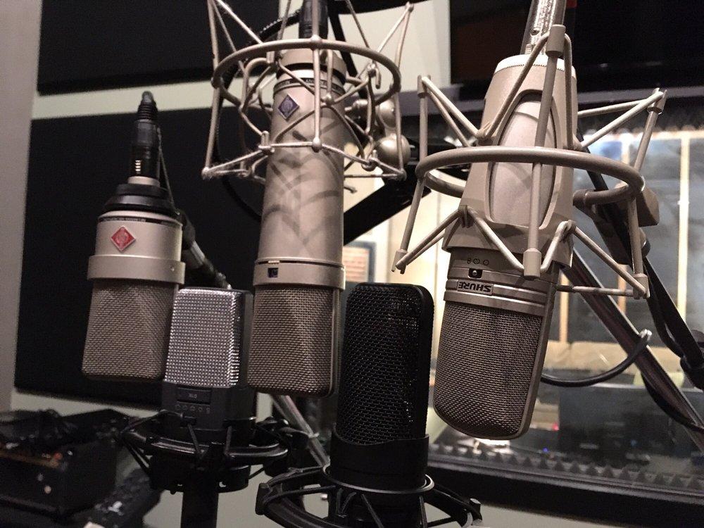 Sit-N-Spin Recording Studios: 31-B Augusta St, Greenville, SC