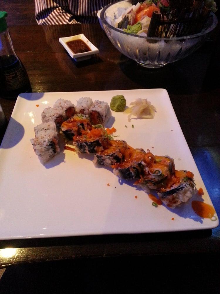 Kobe Asian Fusion Restaurant Menu