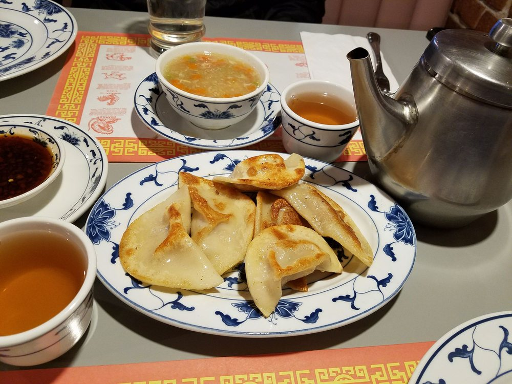 an analysis of chinese restaurant old peking Chinese regional cuisine: shanghainese and where to eat it in  among the  american restaurant's most memorable dishes were the peking.