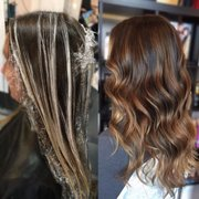 Jules salon 28 photos hair salons 750 straits tpke ash blonde balayage by photo of jules salon watertown ct united states balayage by lindsay pmusecretfo Images