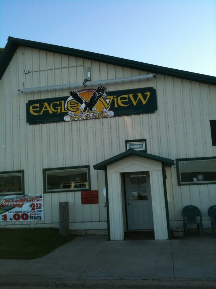 Eagle View Bar And Grill American New 208 Bennett Ave Minneiska MN
