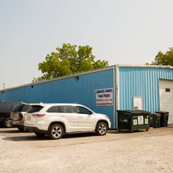 Hancock County Food Pantry - Grocery - 741 1/2 S State St