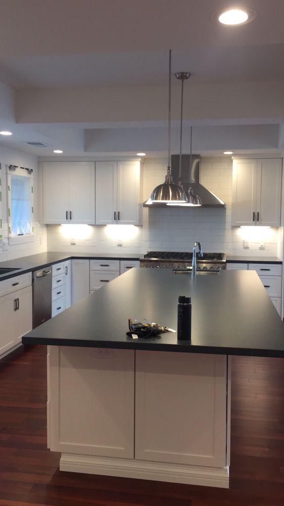 Whole kitchen electrical wiring work done at San Jose CA - Yelp