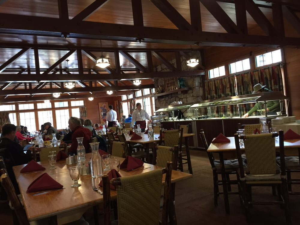 The Lodge At Bryce Canyon Dining Room American