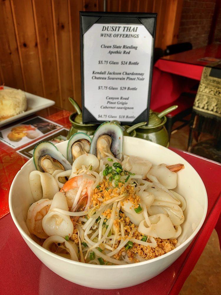 Dusit Thai Cuisine: 158 Main St, Newport, VT