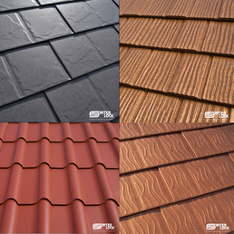 Photo of Interlock Metal Roofing - Wisconsin - Madison WI United States. Modern : roofing wisconsin - memphite.com