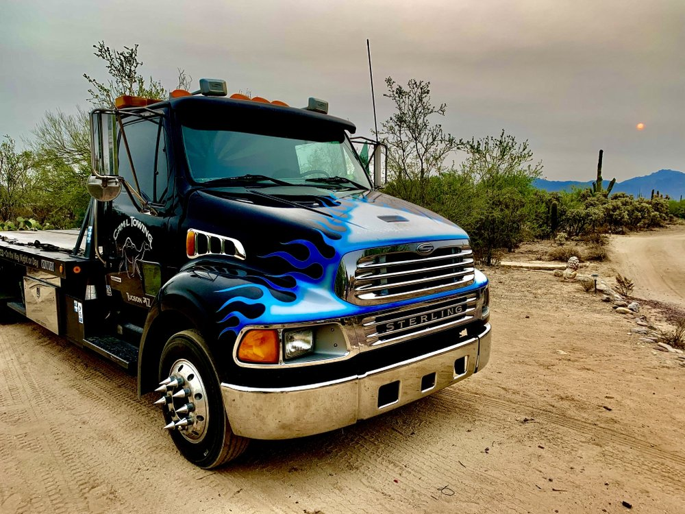 Towing business in Tucson, AZ