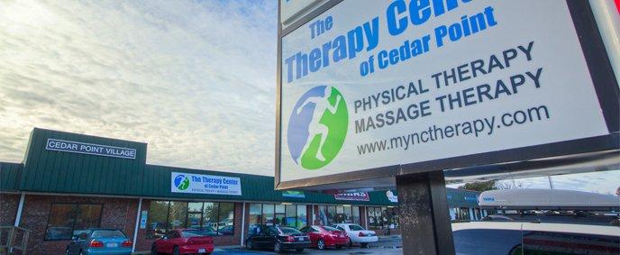 Therapy Center of Cedar Point: 530 Cedar Point Blvd, Cedar Point, NC