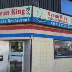 Ocean King Restaurant Chinese 1800 Main Street
