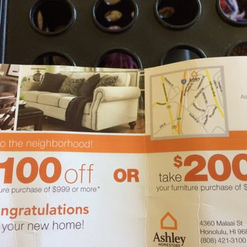 Photo of Ashley Homestore   Kapolei  HI  United States. Ashley Homestore   10 Photos   Furniture Stores   707 Manawai St