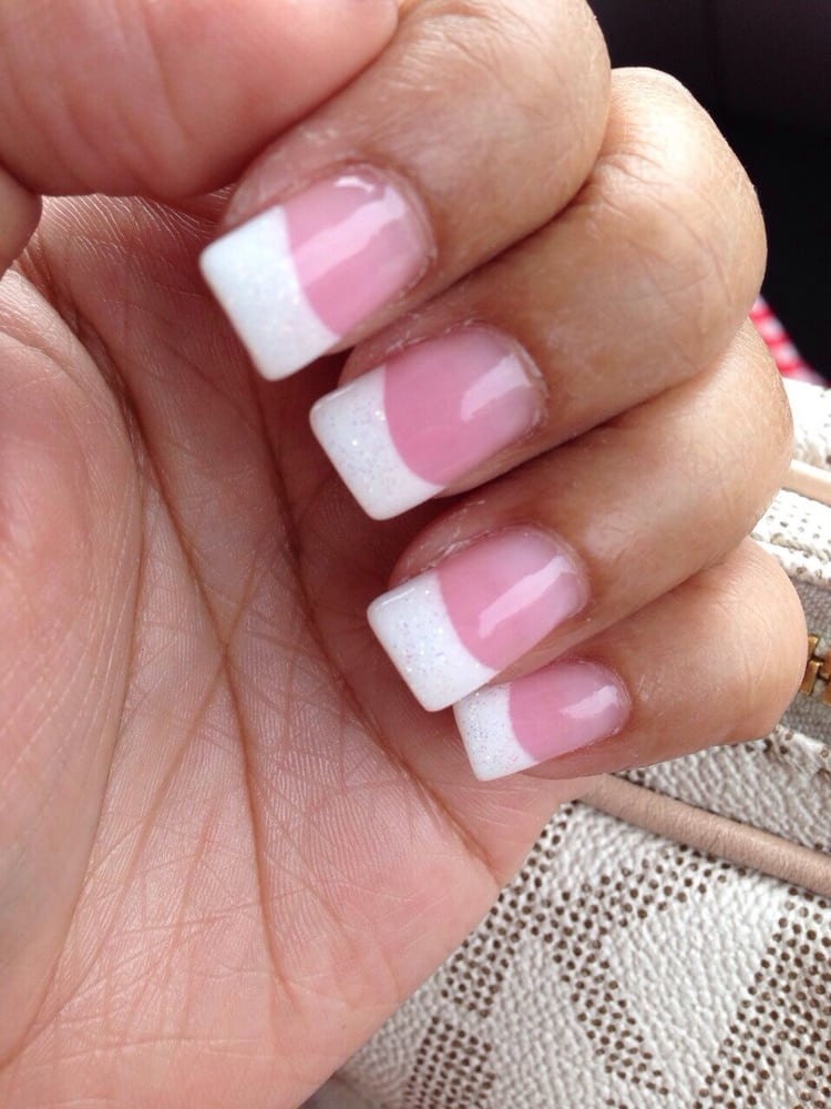 Photo Of Jenny Nails Valley Stream Ny United States Gorgeous Pink And