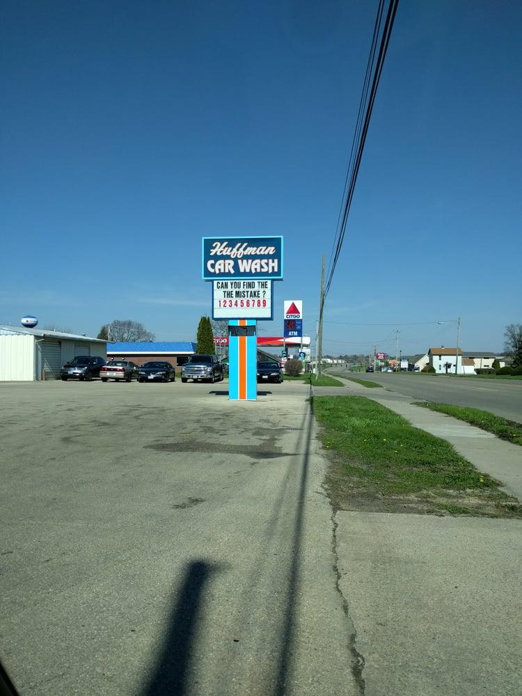 Huffman Automatic Car Wash: 1215 N Galena Ave, Dixon, IL