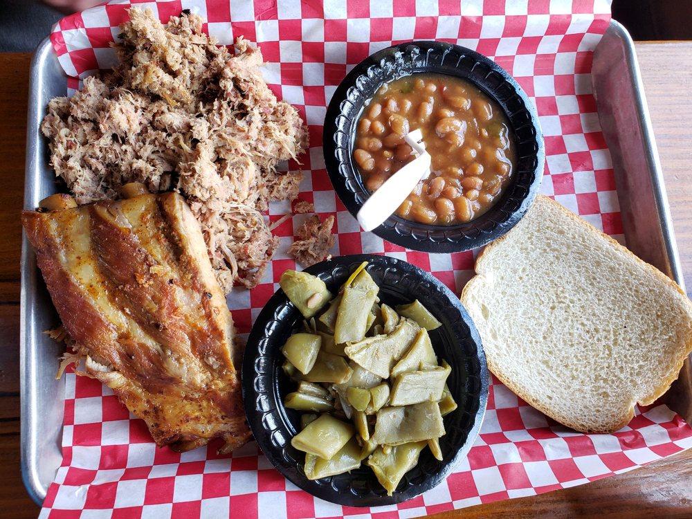 The Pot Smoker BBQ: 340 Edgefield Rd, North Augusta, SC
