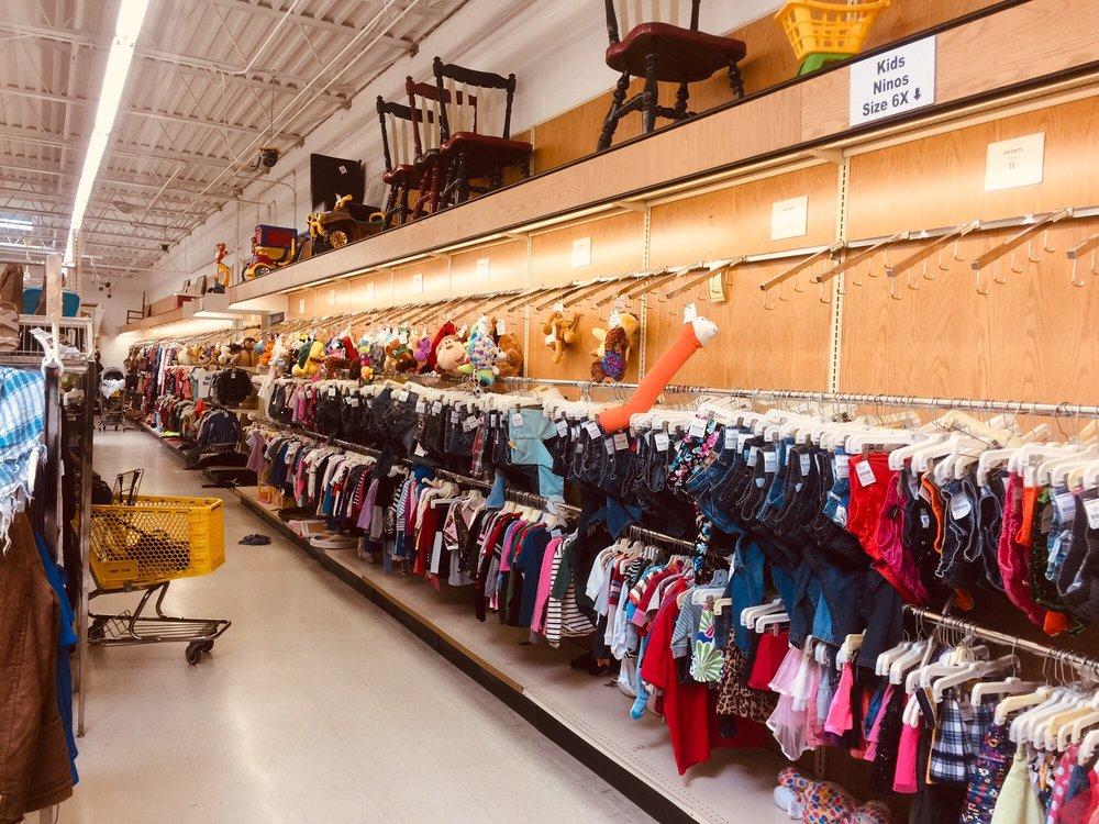 Valley Thrift Store: 9840 Reading Rd, Cincinnati, OH