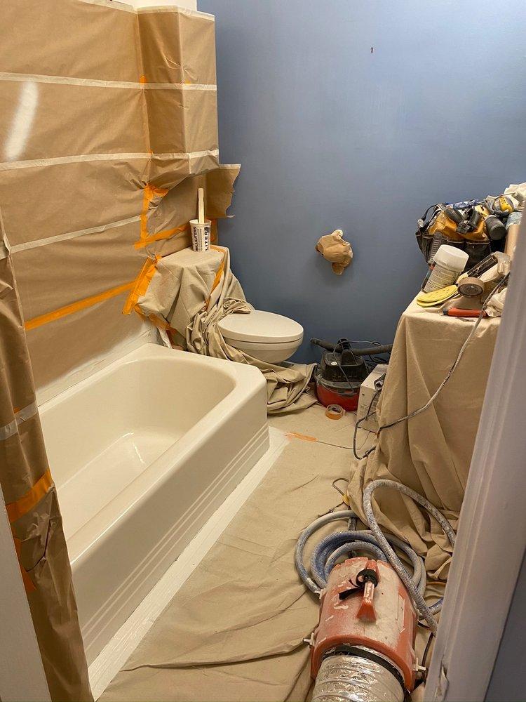 Brett's Bathtub Resurfacing: Oakland, CA