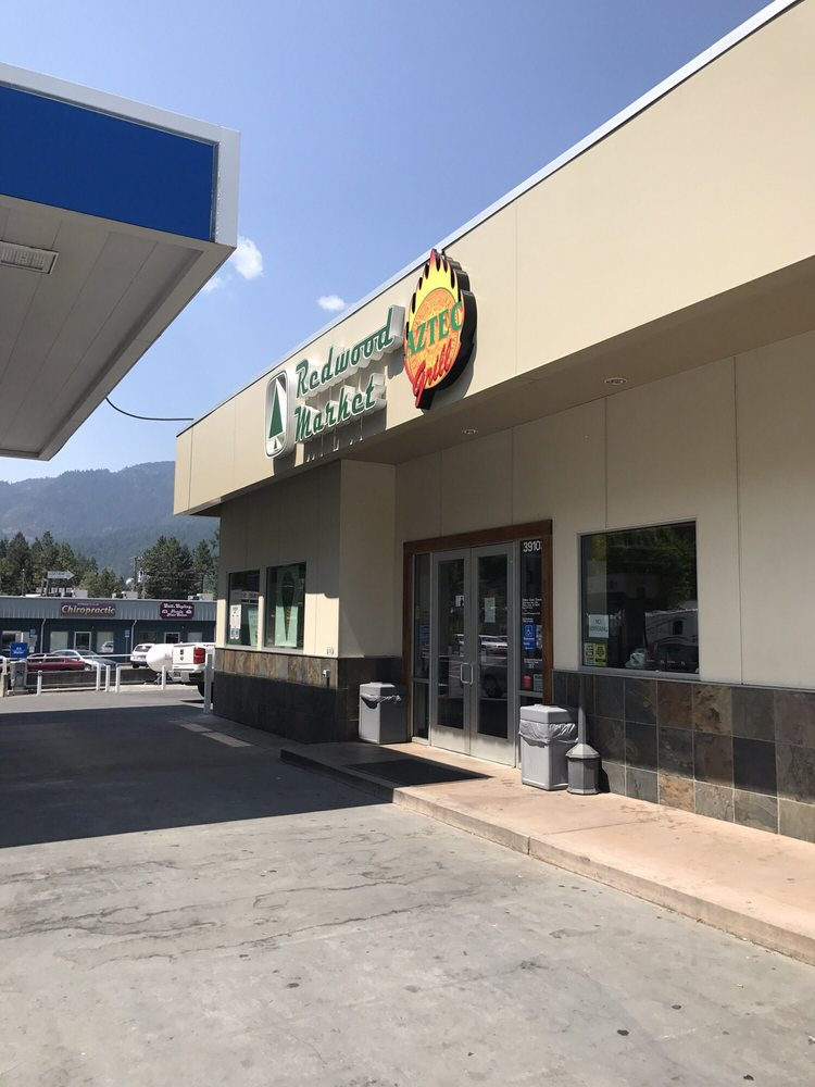 Redwood Market: 39103 State Hwy 299, Willow Creek, CA