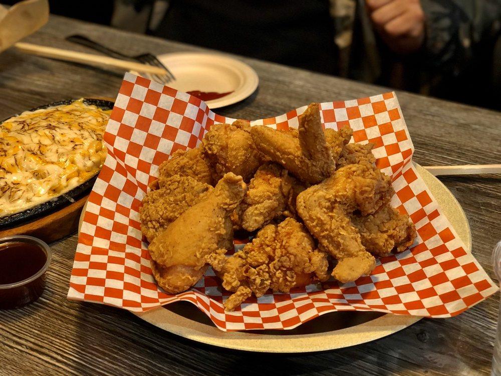 Furai Chicken: 3115 Foothill Blvd, La Crescenta-Montrose, CA