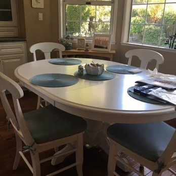 Photo Of Furniture Menders   Auburn, CA, United States. Refinished Dining  Set