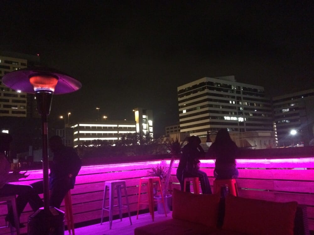 The Rooftop Area Yelp