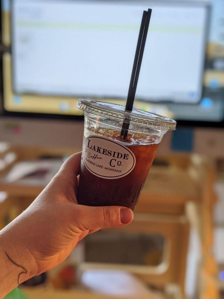 Lakeside Coffee Company: 101 Stoner Creek Rd, Lakeside, MT
