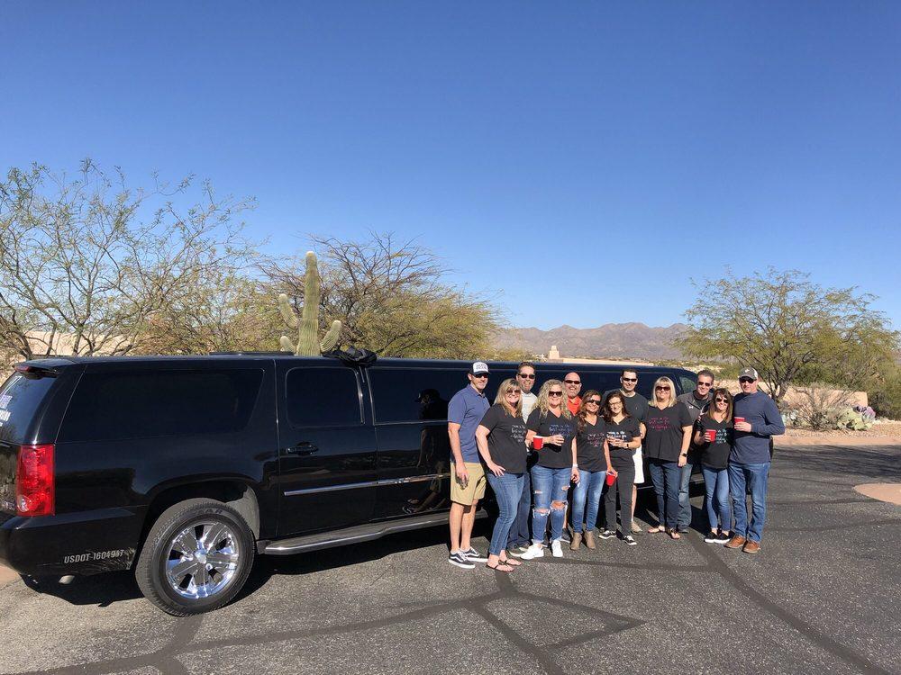 Xtreme Limousine: 2775 E Ganley Rd, Tucson, AZ
