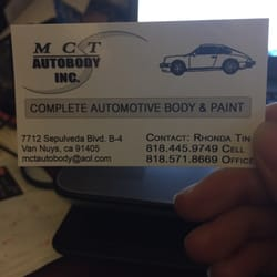 Mct autobody inc 12 reviews auto detailing 7712 sepulveda blvd photo of mct autobody inc los angeles ca united states the business reheart Images