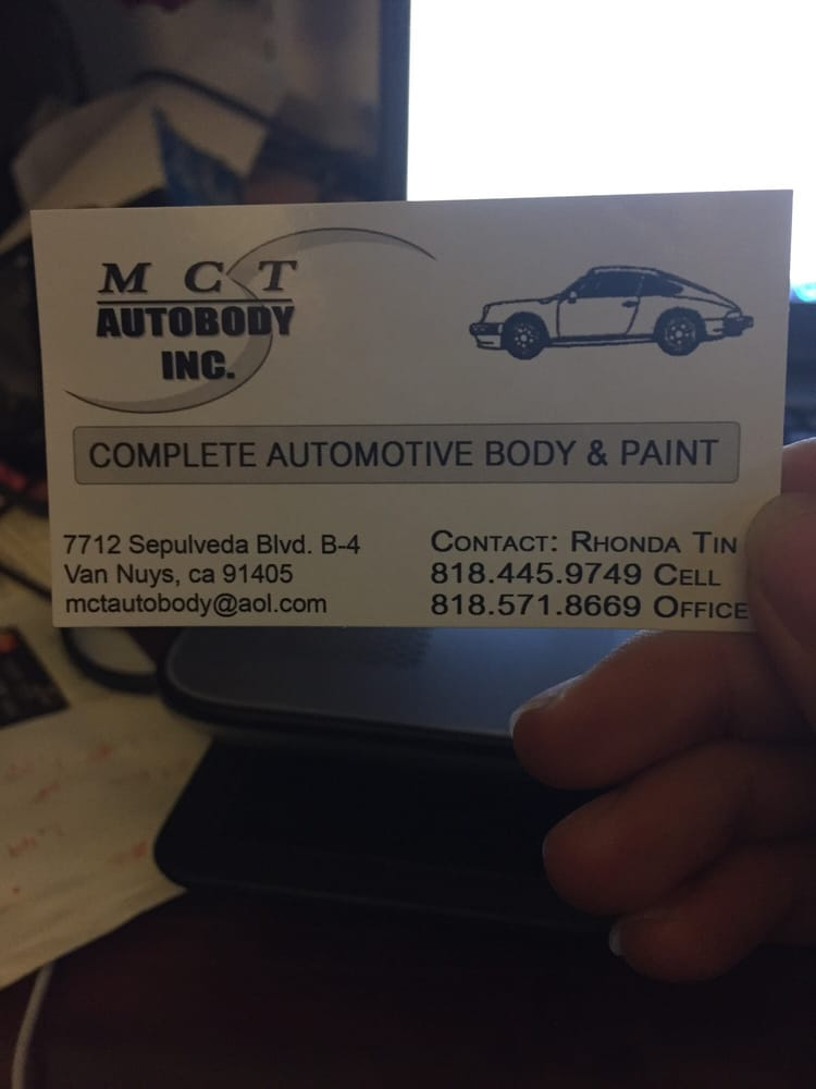 MCT Autobody Inc