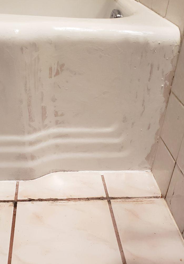 Glaze Master Bathtub Refinishing