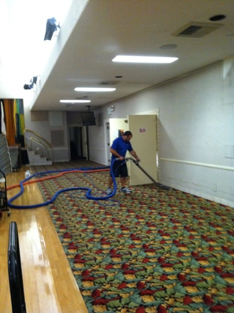 Commercial Carpet Cleaning Yelp