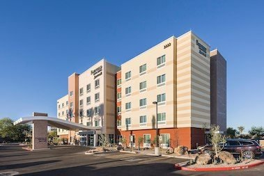 Fairfield Inn & Suites by Marriott Phoenix Tempe/Airport