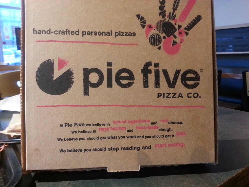 Photos For Pie Five Pizza