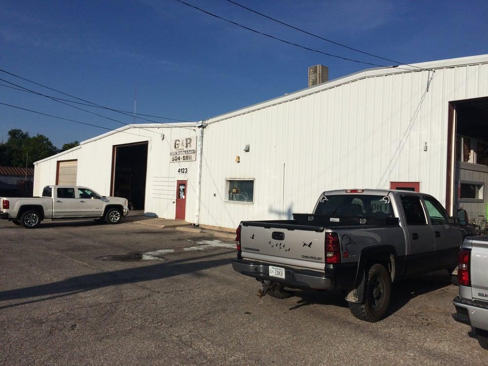G&R Auto Salvage >> G R Motors Closed Auto Parts Supplies 4123 S