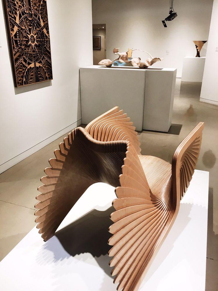 The Center for Art in Wood: 141 N 3rd St, Philadelphia, PA