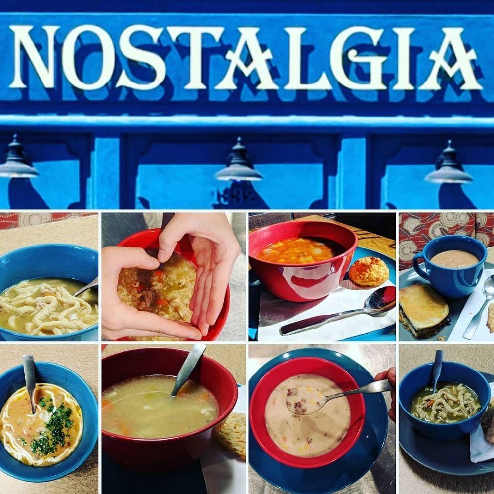 Nostalgia Coffee & Cafe: 1332 Albion Ave, Burley, ID