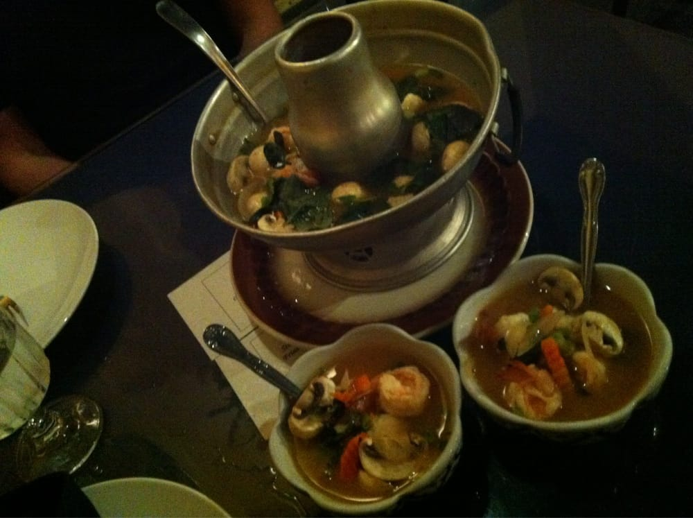 Thai Restaurants On College Ave Oakland